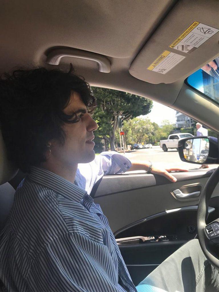 Sam Mehran Happy Driving