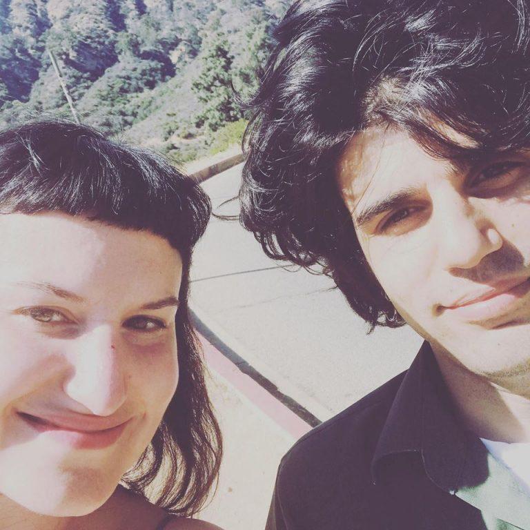 Sam Mehran and Katie Rush